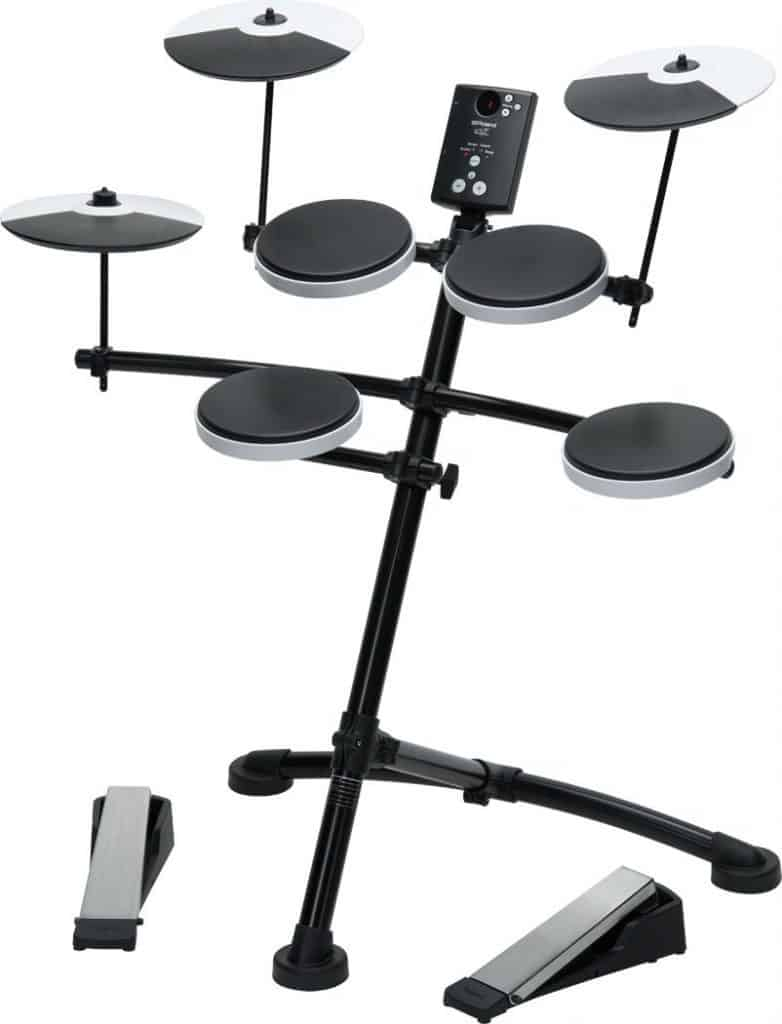 Roland electronic v-drum kit