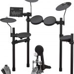 Yamaha electronic drum set